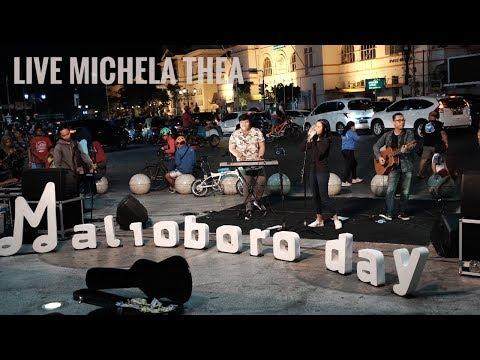 MALIOBORO DAY MICHELA THEA COVER LANGIT SORE RUMIT LIVE