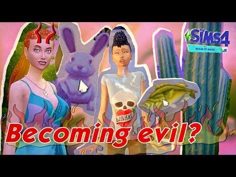 The Sims 4 Realm Of Magic #12 \\ JQLeeJQ