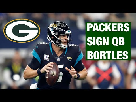 Packers look to add depth at QB, bring in Blake Bortles