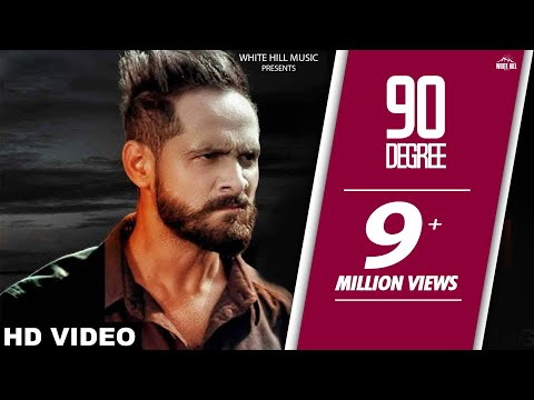 Parmish Verma | 90 Degree (Full Song) | Sukhpal Channi | Latest Punjabi Song | White Hill Music