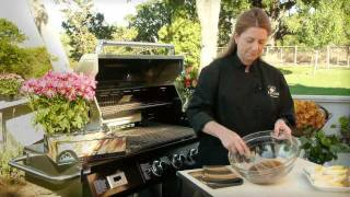 Jill Silverman Hough Makes Grilled Endive With Balsamic Rosemary Marinade