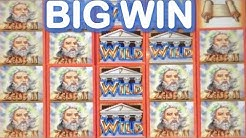★ ZEUS ★ BIG WIN ★ MAX BET SLOT ★ ZEUS II ★ BONUS WINS ★