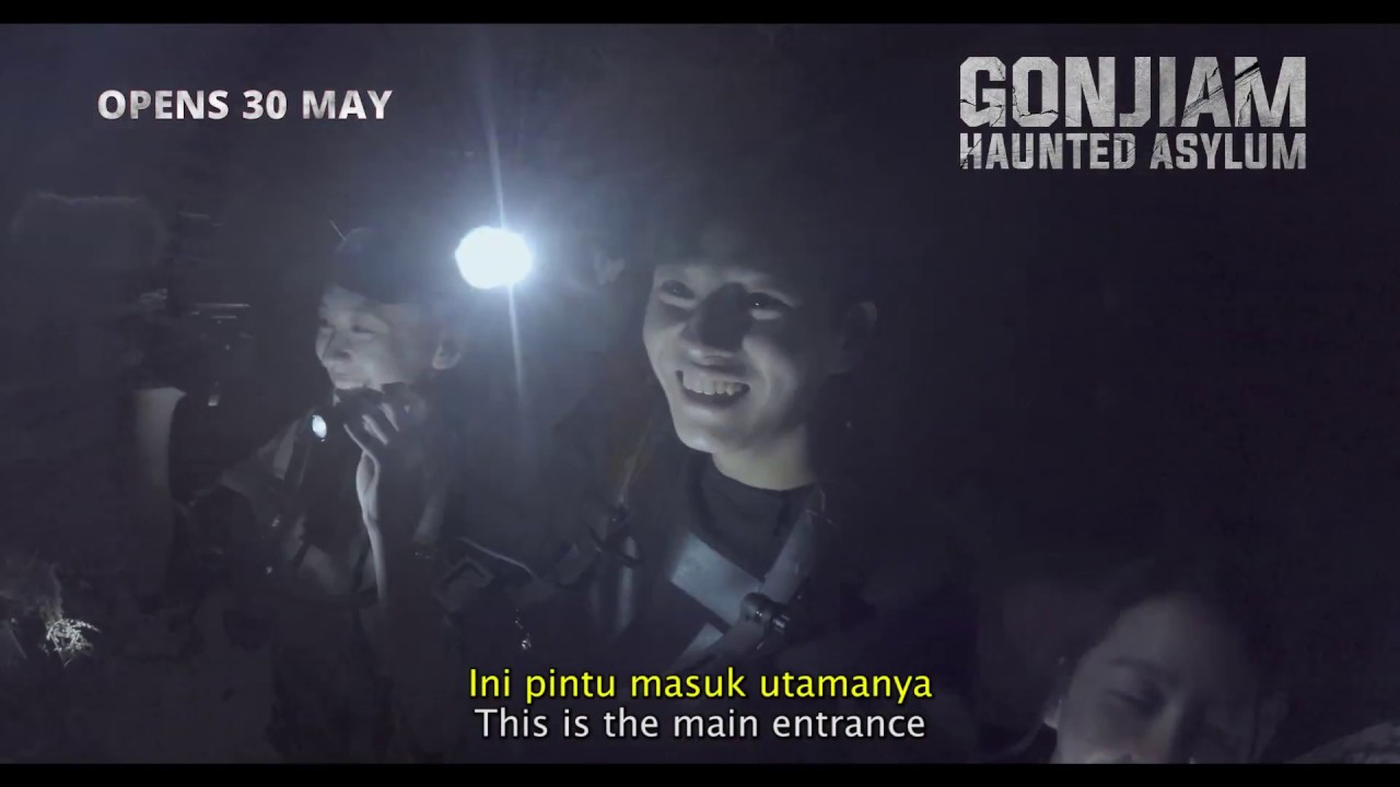 GONJIAM HAUNTED ASYLUM - IDN 90""