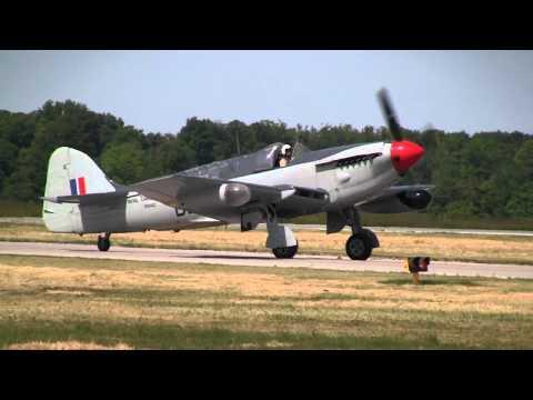 Canadian Warplane Heritage Museum AirShow 2011 Hamilton