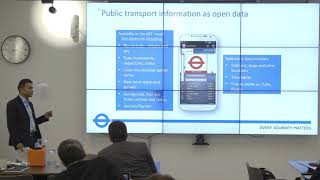 How TFL's Open Data is Driving Innovation in the UK