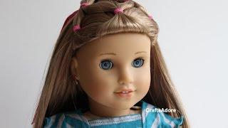 Opening American Girl Doll Mckenna Brooks Goty 2012 ~hd Please Watch In Hd~