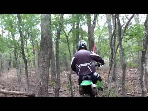 Crooked Creek Cycle Park - Twist and Shout full trail