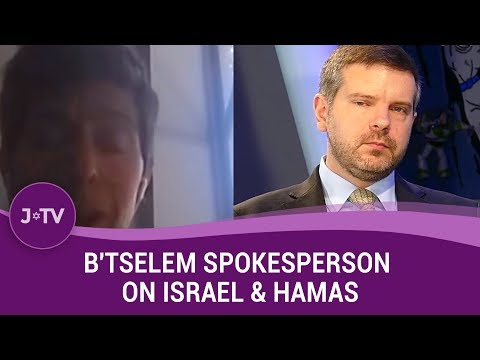 B'Tselem spokesperson on Israel, human rights and whether Hamas is a terrorist organisation