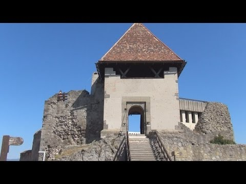 Walking Tour/Gyalogtúra: Visegrad Castle / Fellegvár / Cytadela, Visegrád, Hungary / Magyarország