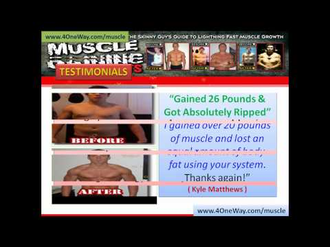 Muscle Gain Quickly  | How To Build Muscle Fast