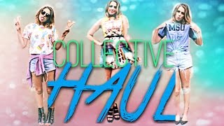 Try-On Collective Haul: August 2014 Thumbnail