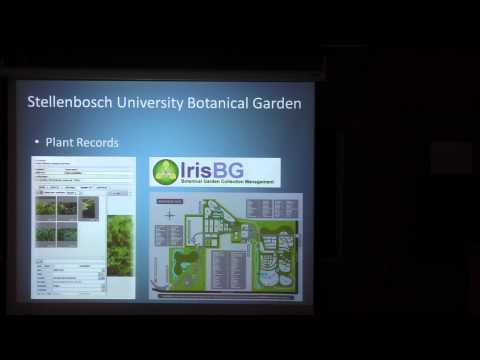 Plant explorations across bio-geographic regions of South Africa