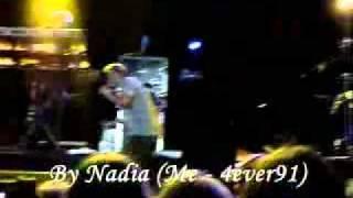 Lee Ryan - Miss my everything -  Italian Tour In Brescia 16 07 06