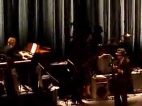 Leonard Cohen Fredericton 05.11.2008 - Hallelujah