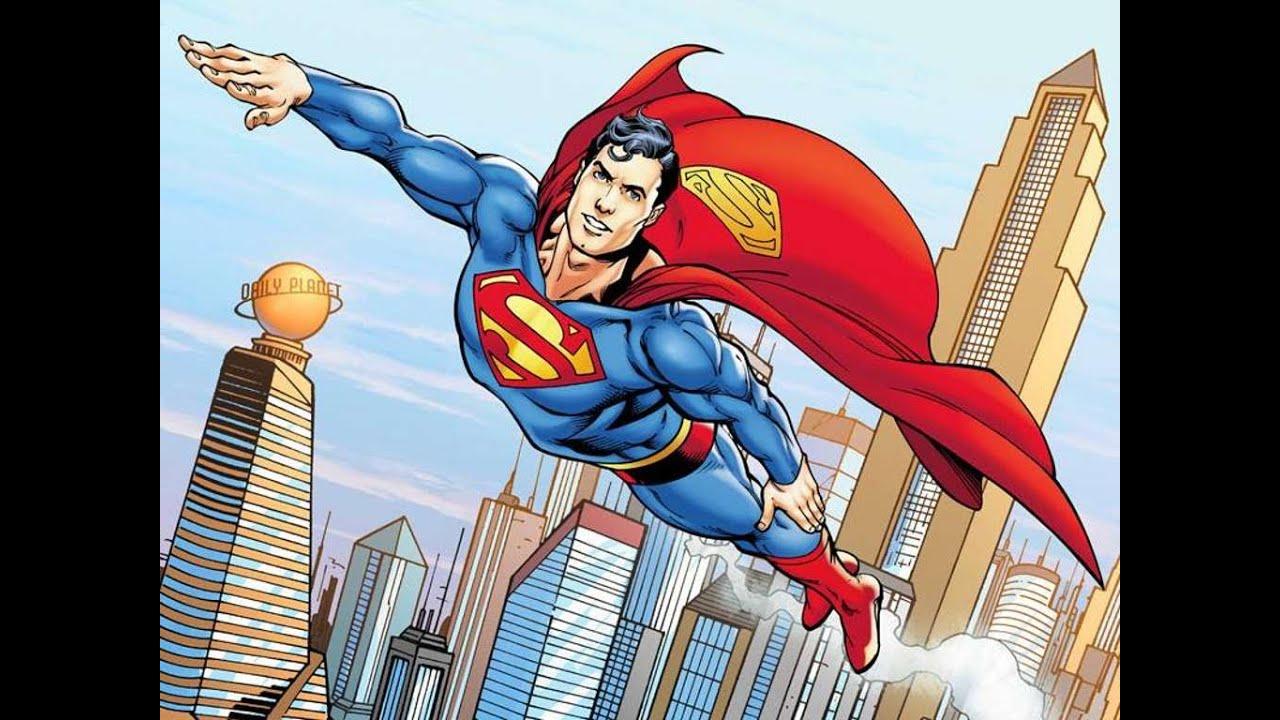 Super Man O Homem De Aço Novo Desenho [Super Homem