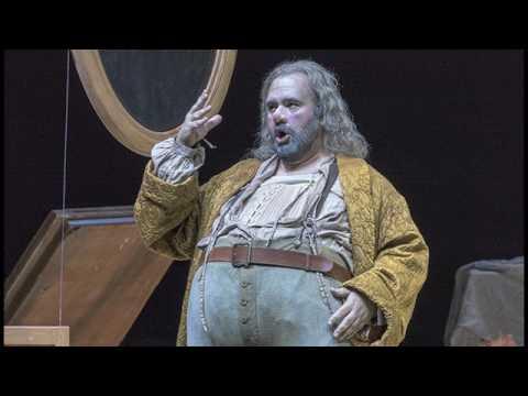 San Diego Opera Podcast - Roberto de Candia, our Falstaff