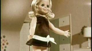 Very Creepy Doll Commercial From The 60