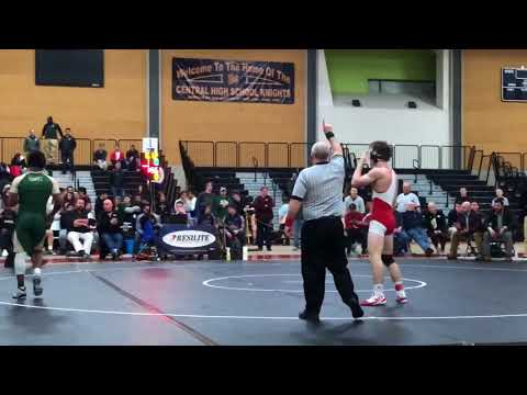 2018 New England High School Wrestling Championship 152lb. Finals