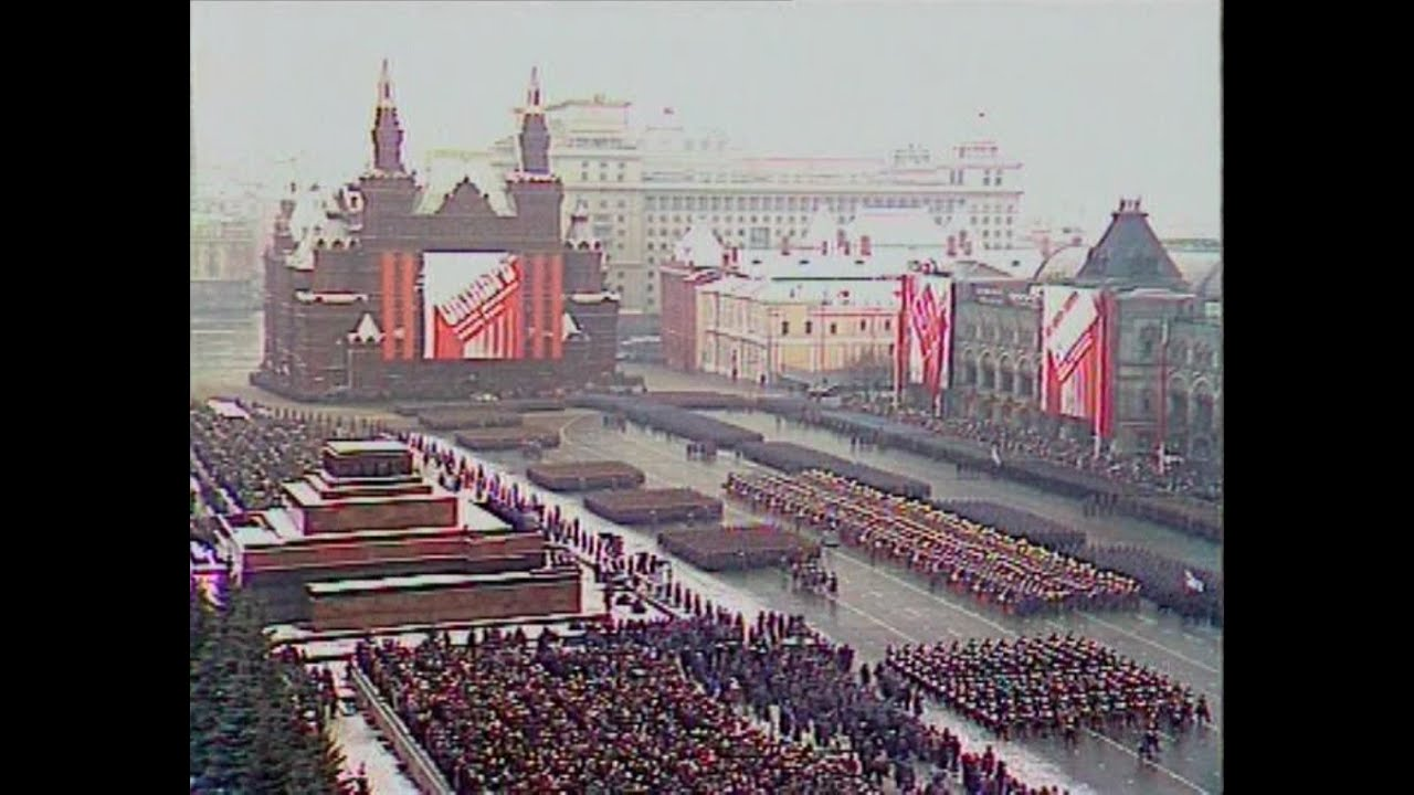Image result for october revolution parade