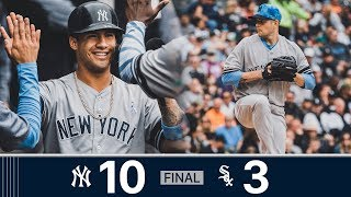 Yankees Game Highlights: June 16, 2019