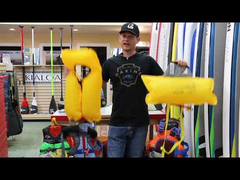 What PFD is Best for Paddle Boarding?