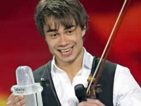 Abandoned An American Fans Letter to Alexander Rybak