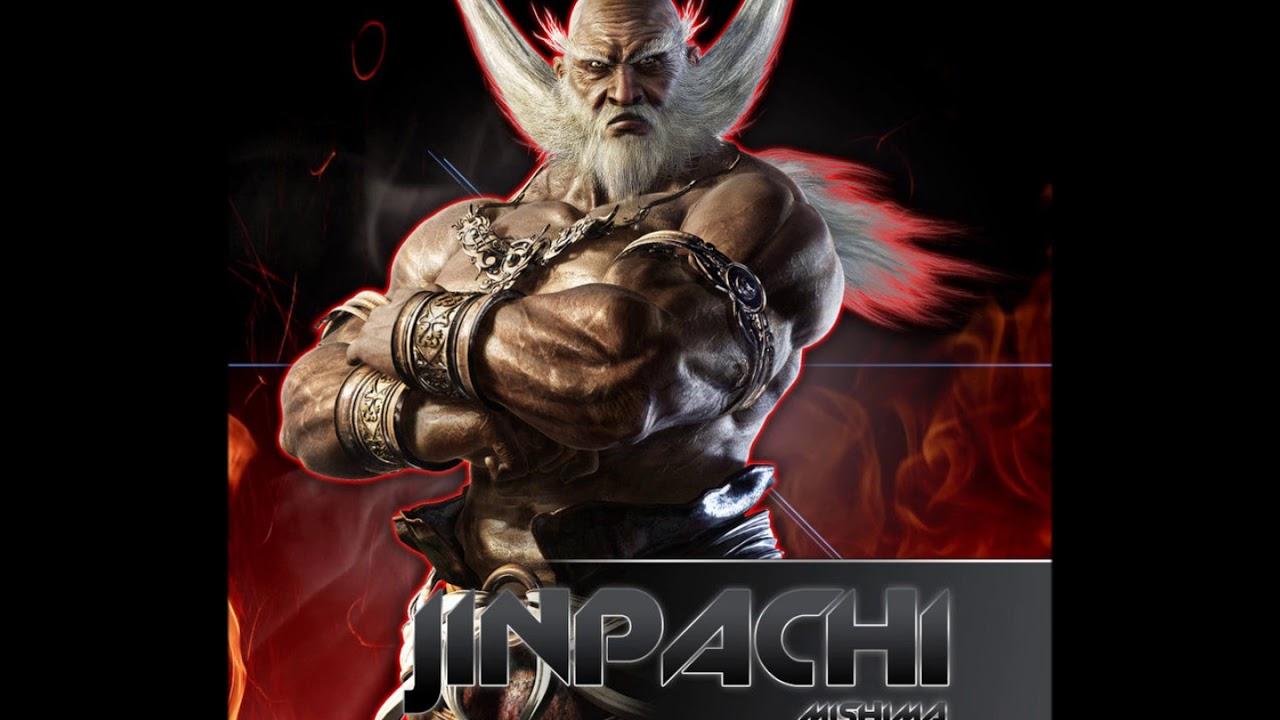 Tekken 5 Jinpachi Mishima Theme The Finalizer Youtube