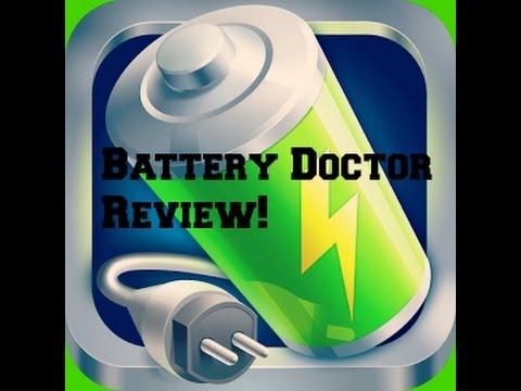 Best Battery Saving App!(Battery Doctor Review)