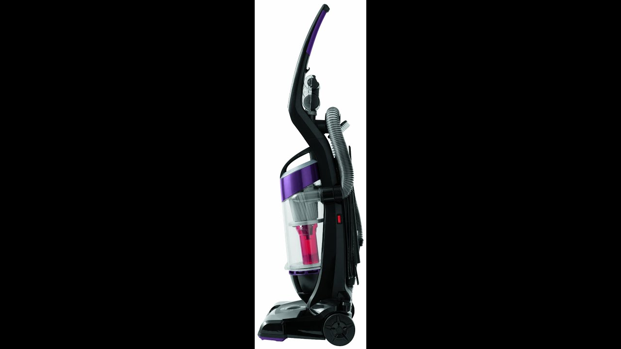 vacuum cleaner reviews bissell cleanview upright vacuum with onepass 9595a youtube