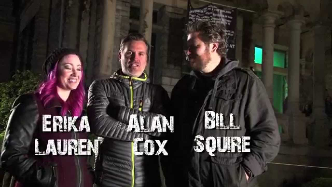 Mansfield Prison Haunted Tour With The Alan Cox Show