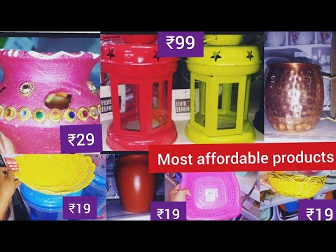 Vishal mega Mart new arrivals/ useful kitchen and Home products/organisers