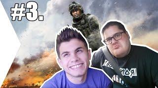 COD Modern Warfare 2 - Istivel csapatjuk! #3.