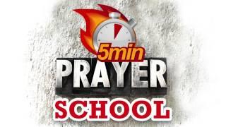 5 Minute Prayer School 005 | The Toolbelt Of Prayer