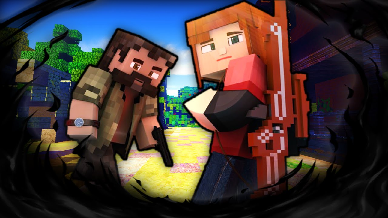 Minecraft THE LAST OF US Adventure Map YouTube - The last of us minecraft adventure map download