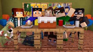 Minecraft: 4 ANOS DE TAZERCRAFT! (Build Battle)