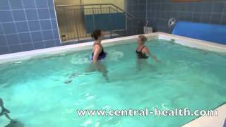 Jumps & Lunges Hydrotherapy Exercise
