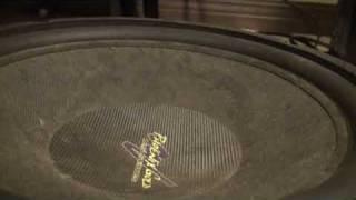 Phoenix Gold Subwoofer XS 12