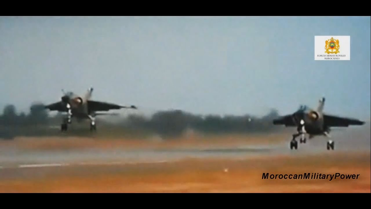 Moroccan Air Force in Action 2014|HD |720|