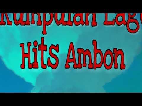 Lagu Ambon - Baku Sayang (video lirik)