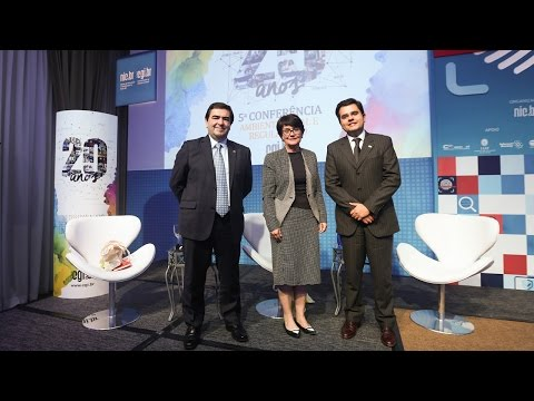 """[#20anosCGIbr] """"Ambiente Legal e Regulatório"""", com Raúl Echeberría e Alison Gillwald"""