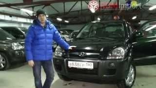 Hyundai Tucson 2009 год 2 л. 4WD от РДМ-Импорт