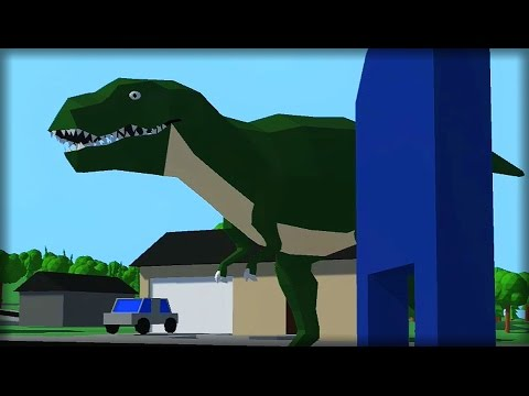 JURASSIC CHASE! | Free Downloadable Dinosaur Game