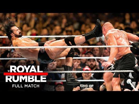 FULL MATCH - 2020 Men's Royal Rumble Match: Royal Rumble 2020