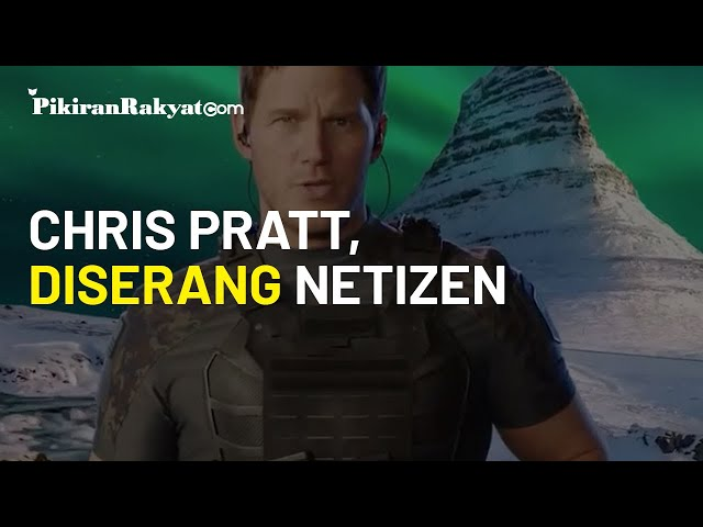 Chris Pratt Disebut Chris Terburuk di Hollywood Gara gara Ini, Avengers Beraksi