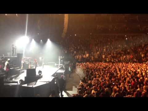 Pharrell Williams Dear Girl Tour London 9th October 2014 O2 Arena Part 2