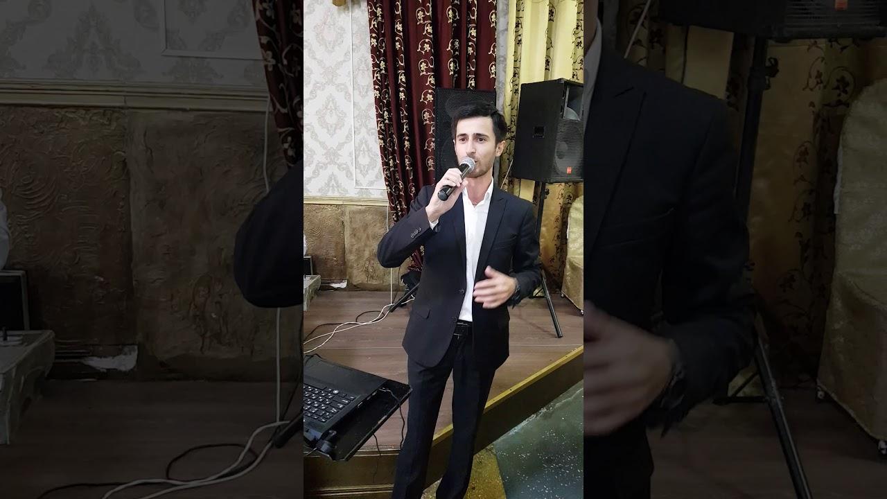 Багавутдин Абдуллаев на свадьбе
