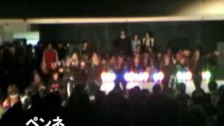 東京理科大学のダンスサークルアクエリアスの学祭振り返りムービー.