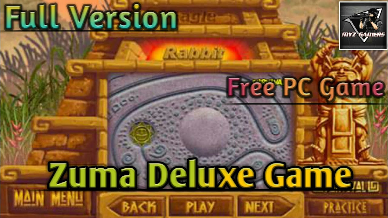 Download How to download Zuma Deluxe Game full Version Free Download on Windows 7/8/9/10