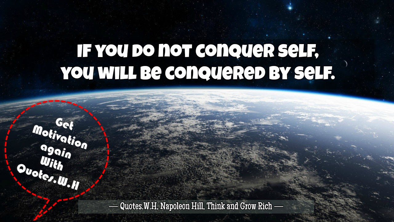 Think And Grow Rich Quotes You Need Some Motivation At Once Napoleon Hill Think And Grow