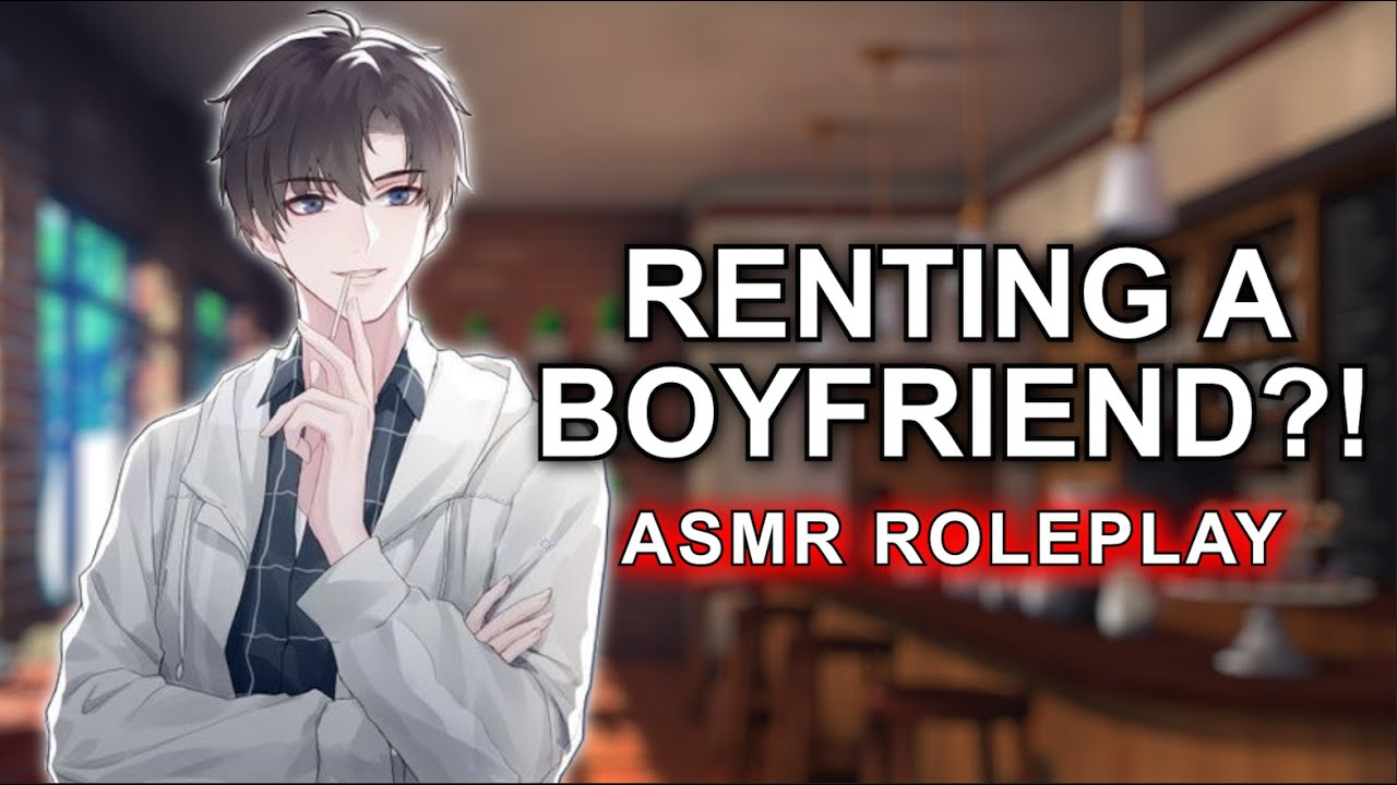 Your Rent-a-Boyfriend Flirts With You 「ASMR Roleplay/M4A/Comfort Audio」